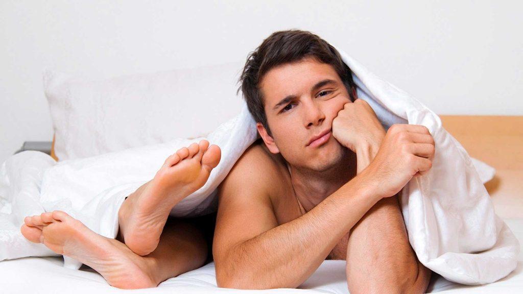 erekcijos sutrikimai impotencija