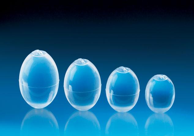 Seklides implantai